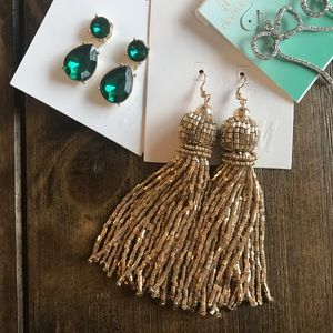 NWT Earring lot of 3 sets!